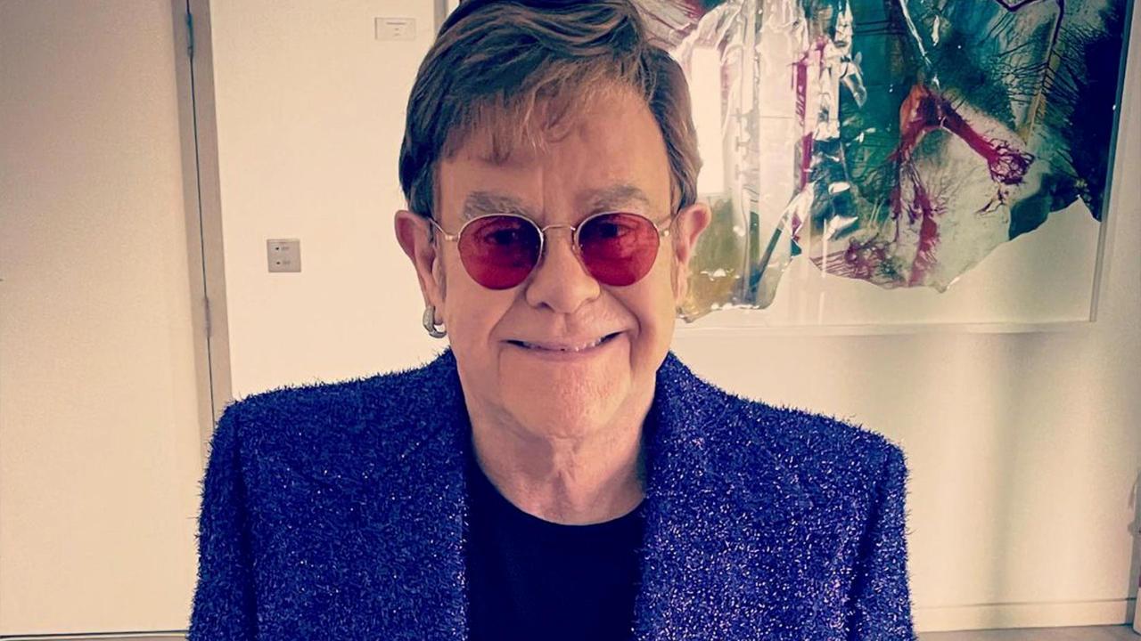 Elton John credits Covid-19 lockdown for prompting diet and exercise regime overhaul