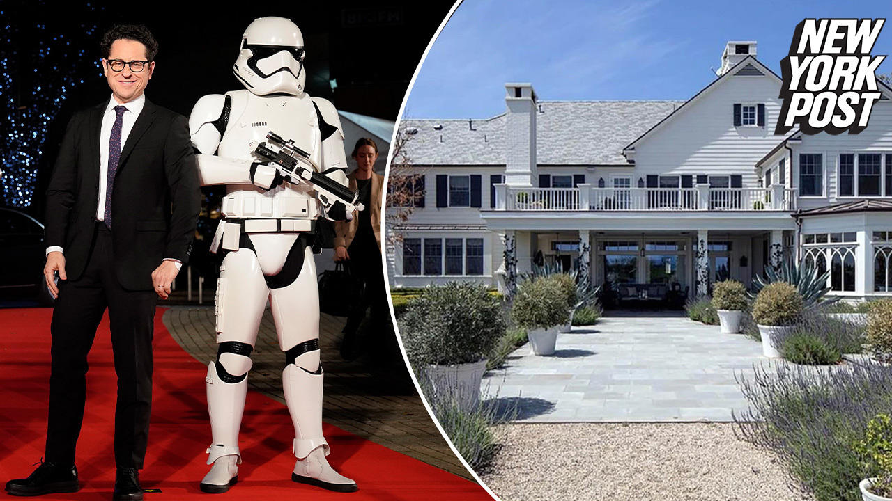 Star Wars' director J.J. Abrams lists Pacific Palisades home for $22M