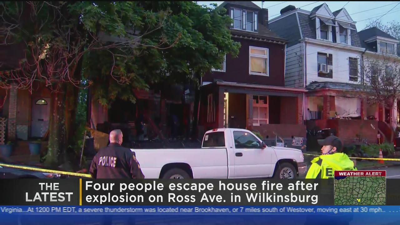 Allegheny Co. Fire Marshal Investigating Wilkinsburg Fire