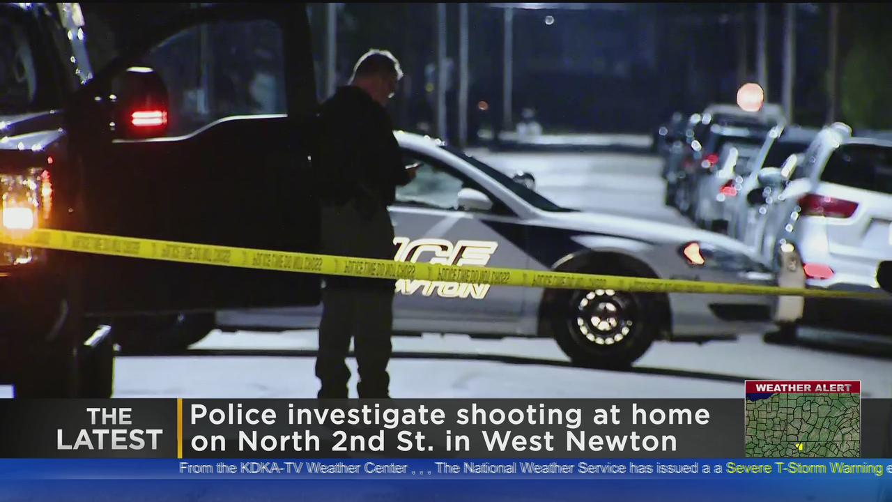 Police Probe Incident In West Newton