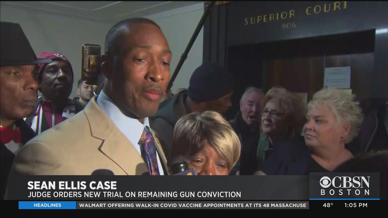 Legal Victory For Sean Ellis: Judge Grants New Trial For Remaining Gun Conviction