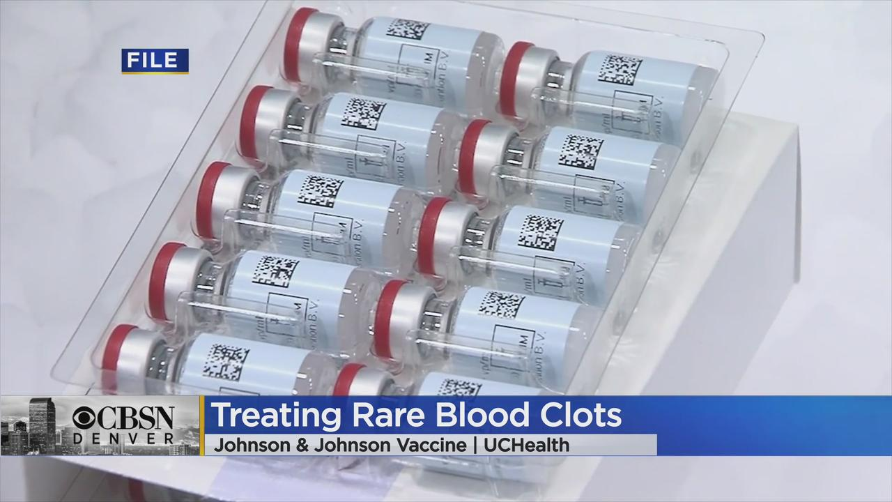 UCHealth Is Finding Ways To Treat Patients With Blood Clots Linked To The Johnson & Johnson Vaccine