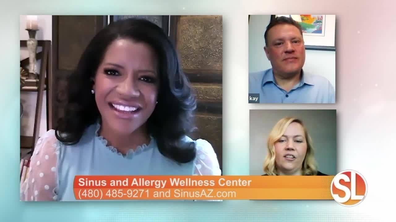 Sinus and Allergy Wellness Center can treat your allergies and sinusitis