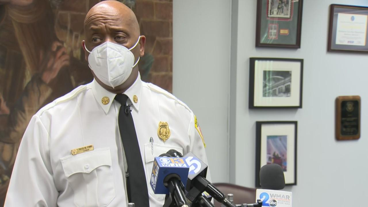 Baltimore City Fire Addresses Accusations On 'No Units To Send' In Carroll Park Quadruple Shooting