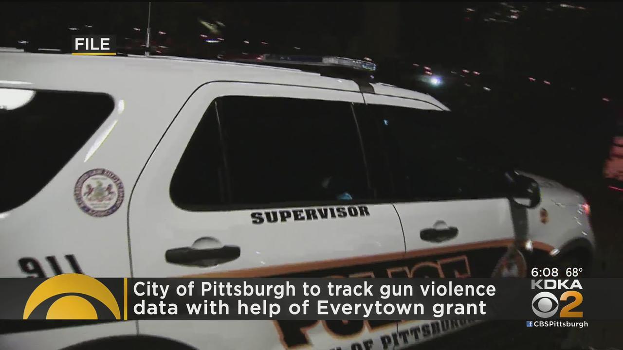 City Of Pittsburgh To Track Gun Violence Data With Help Of Grant