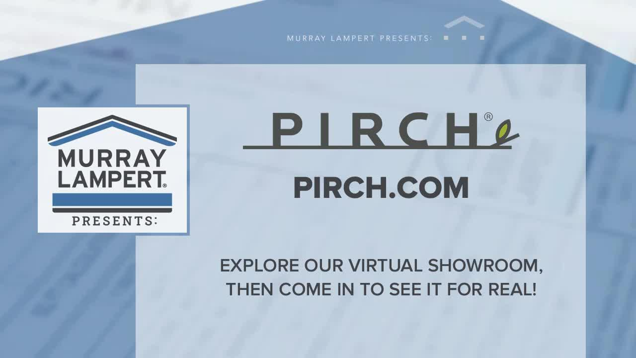Murray Lampert Presents: Pirch - Outdoor Grills