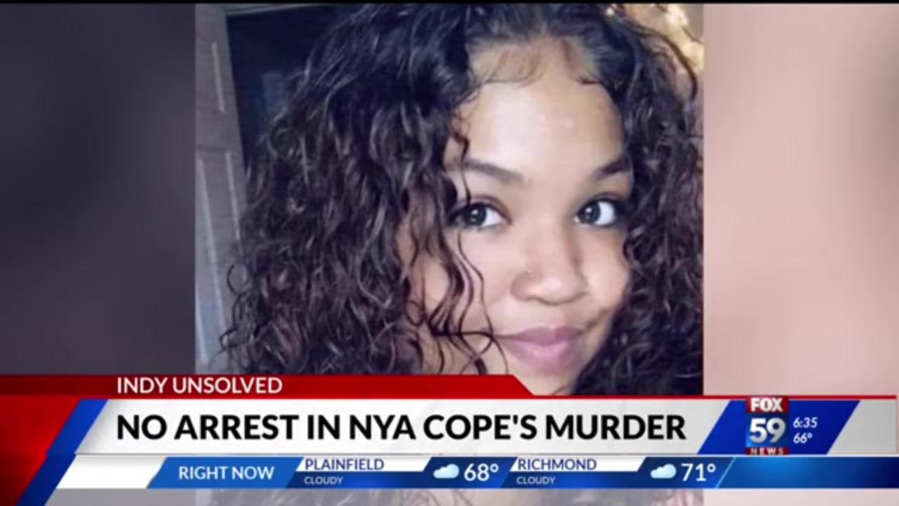 Mother of Indiana girl killed by stray bullet still waiting for justice one year after murder