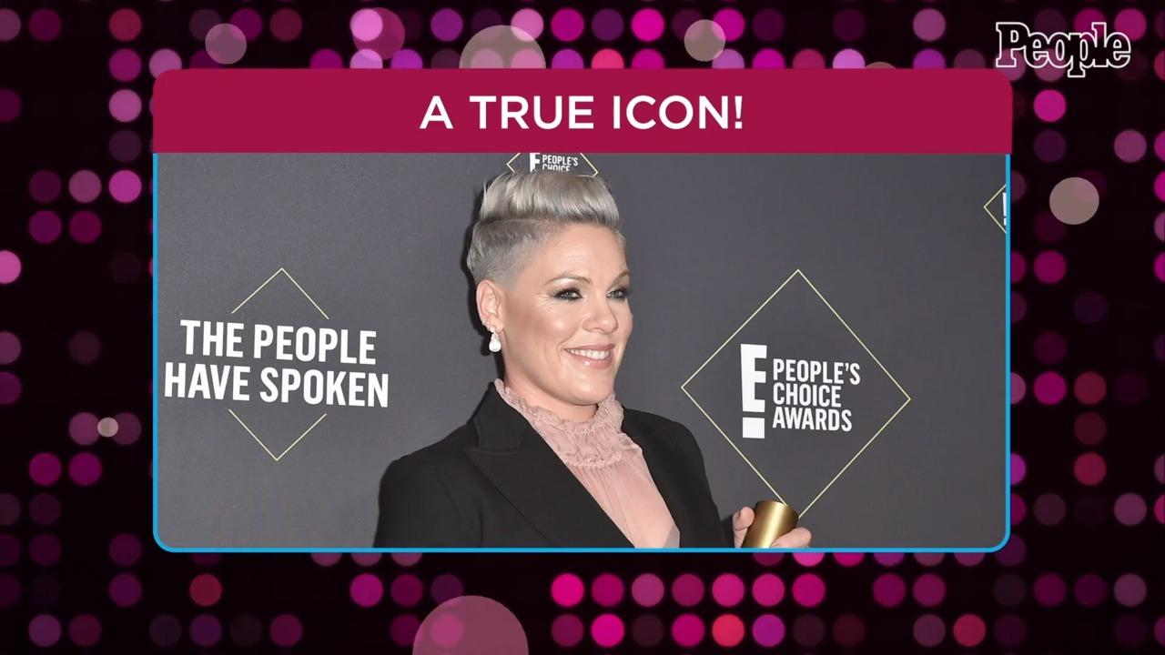 Pink to Receive Icon Award at Billboard Music Awards: 'I Feel Humbled and Honored'