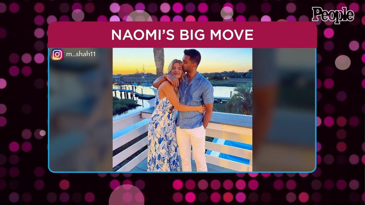 Southern Charm's Naomie Olindo Moving to NYC with Boyfriend Metul Shah: 'Charleston Farewell Tour'