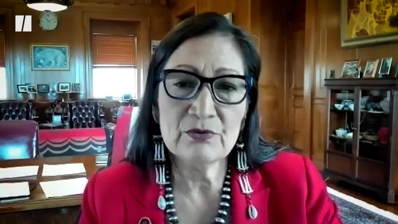 Haaland On Protecting Indigenous Women