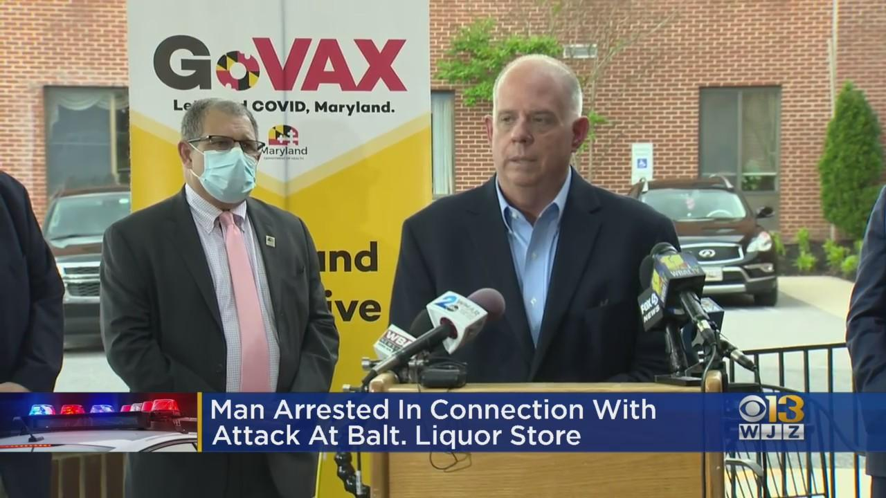 Gov. Hogan 'Outraged' After 2 Korean American Women Attacked In Baltimore