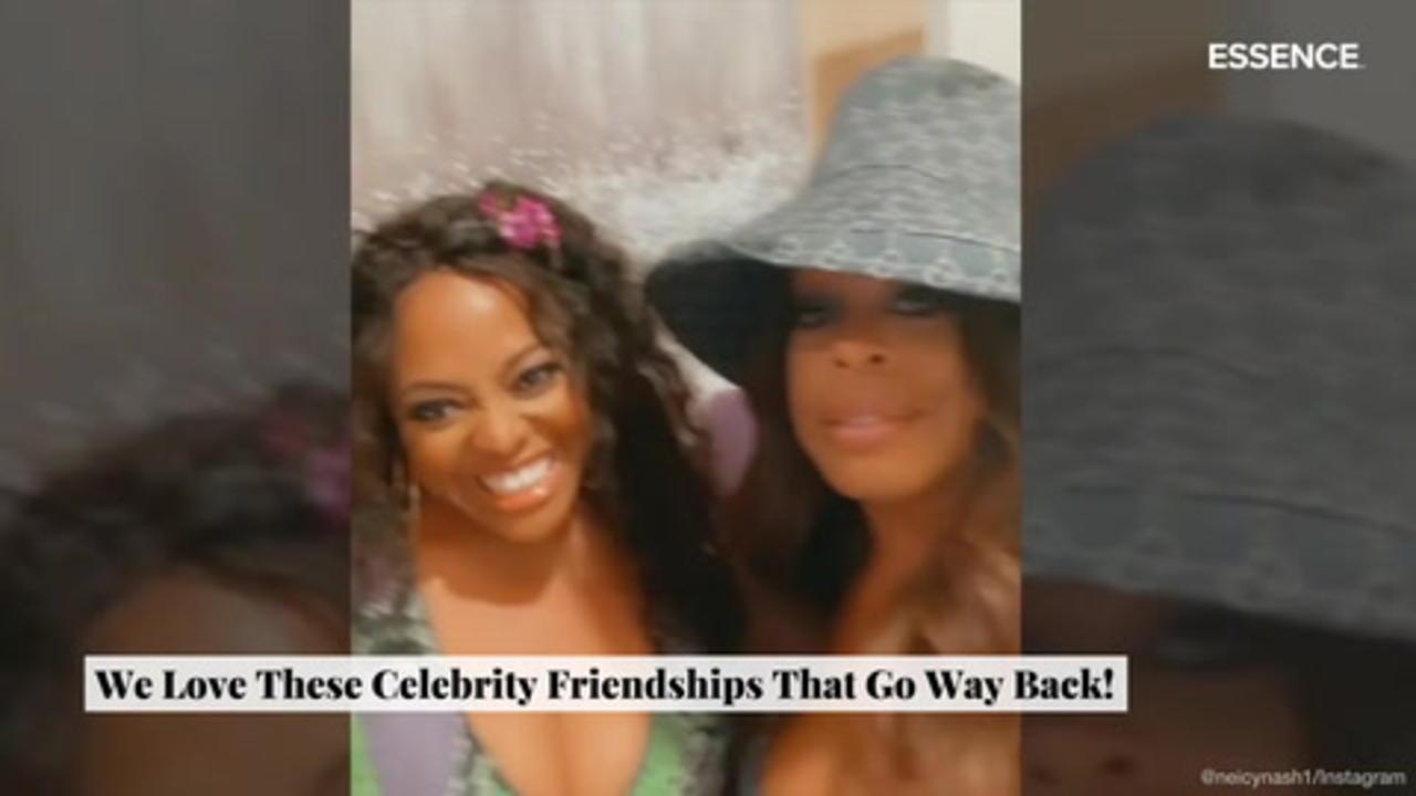 Celebrity Best Friends That Go Way Back