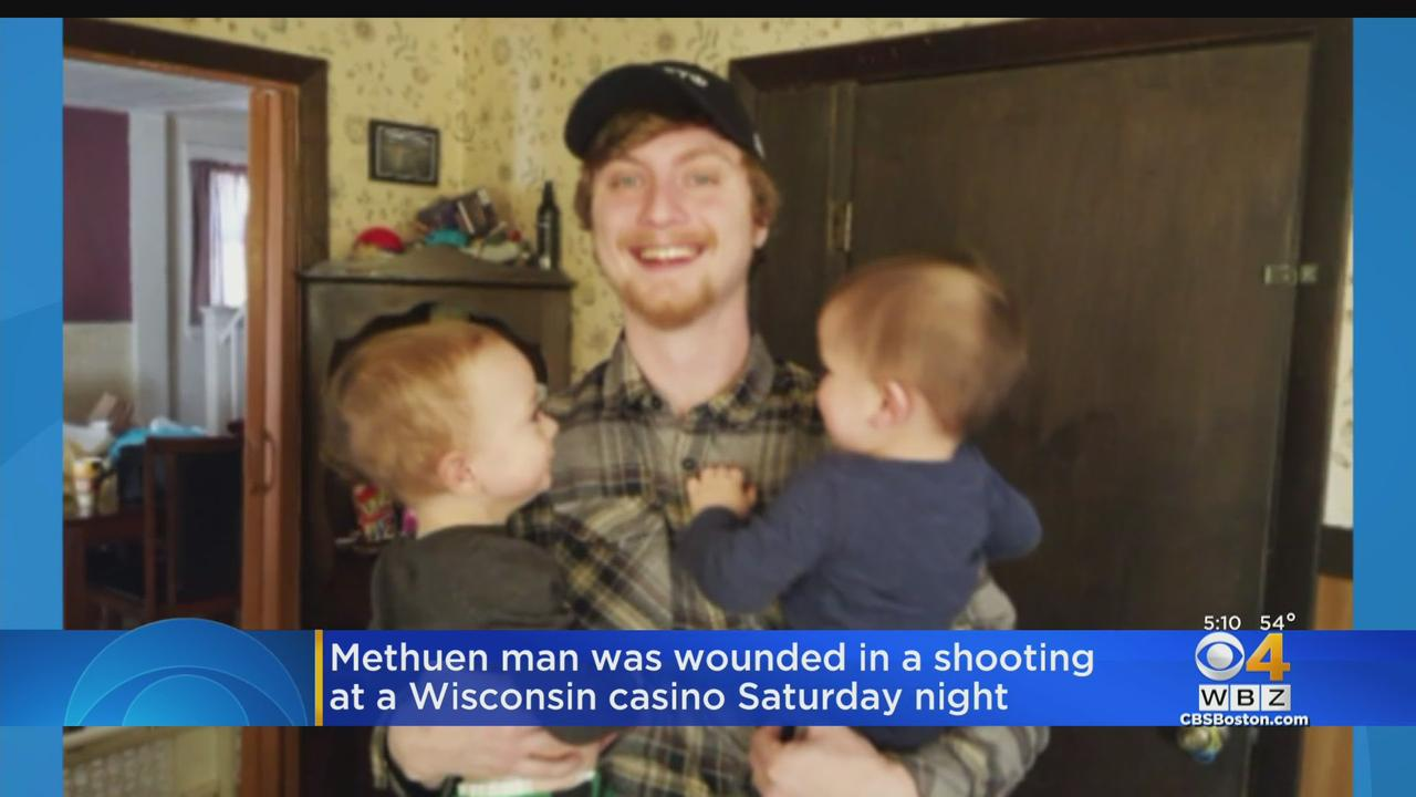 Restaurant Worker From Methuen Recovering After Being Shot At Wisconsin Casino