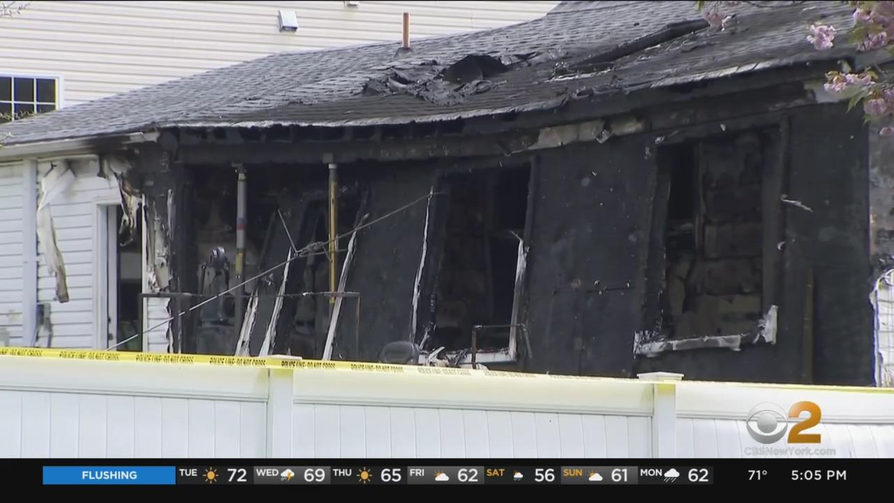 3 Dead After House Fire In Wayne, New Jersey