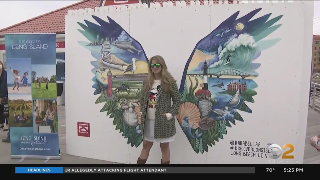 Long Island Officials Using Art To Encourage Residents, Tourists To Attract More Business