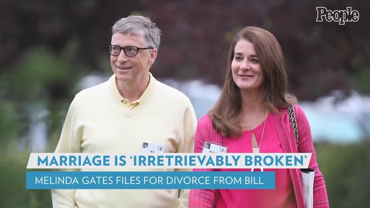 Melinda Gates Calls Marriage to Bill 'Irretrievably Broken,' Declines Spousal Support Despite No Prenup