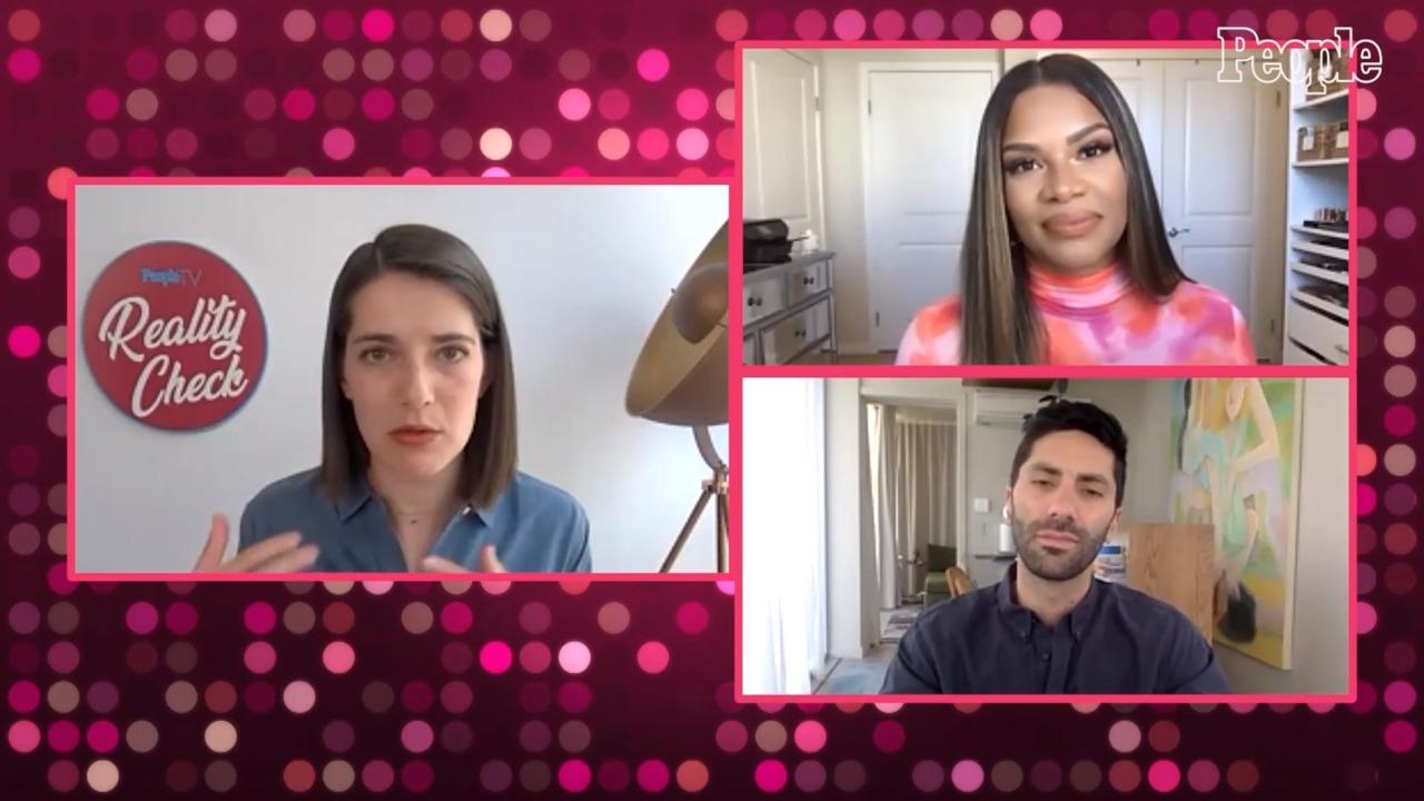Nev Schulman and Kamie Crawford On How to Navigate Online Dating and Avoid Being Catfished
