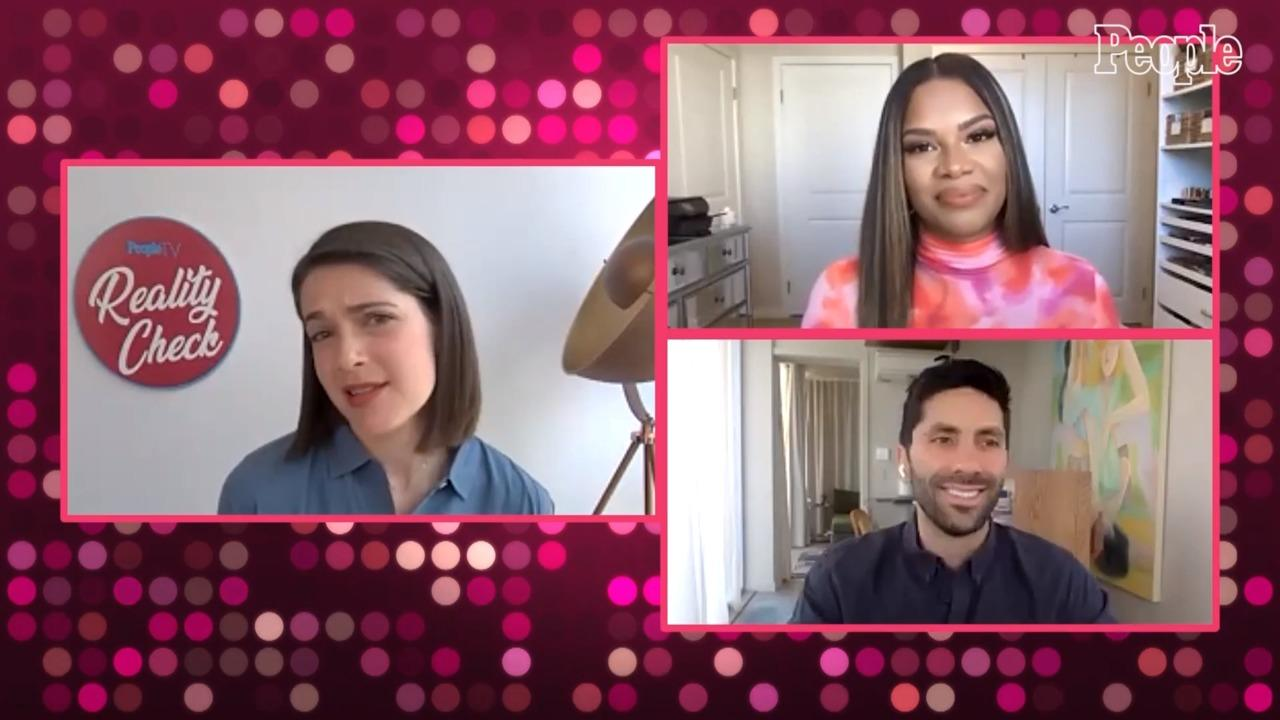 Nev Schulman and Kamie Crawford Talk About How Covid-19 Changed the Newest Season of 'Catfish'