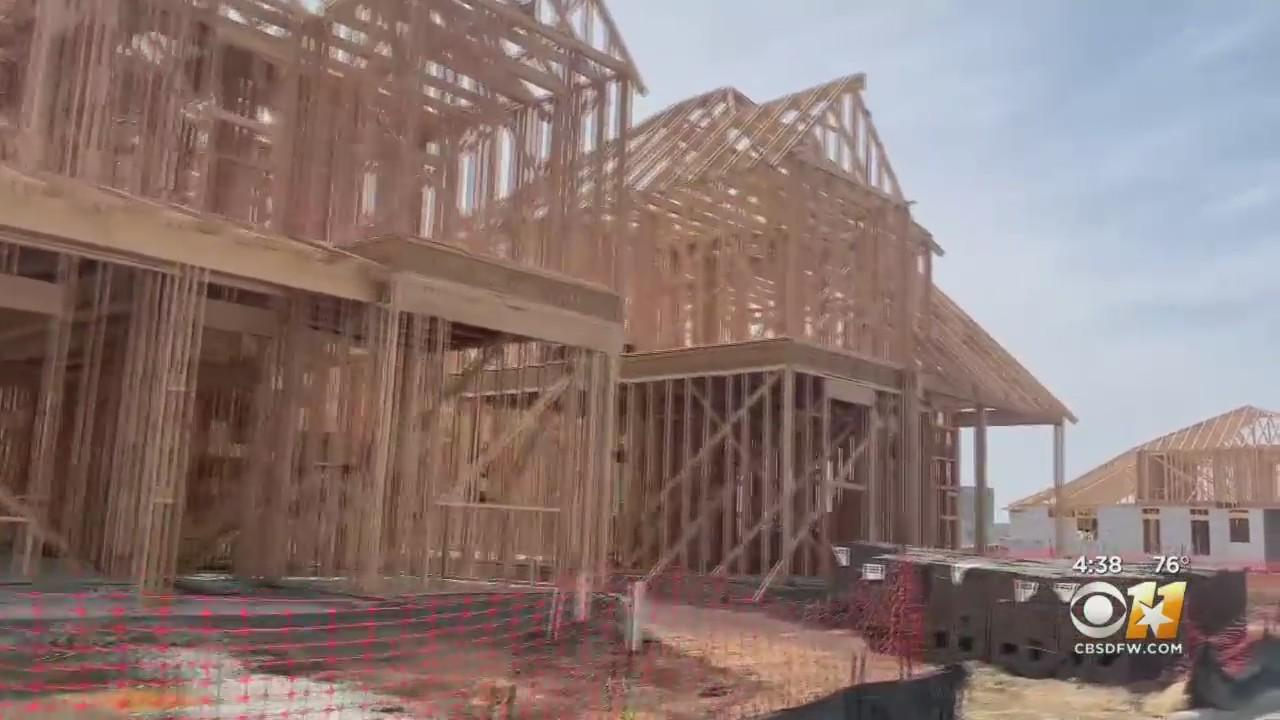 What's Causing The Surge In New Home Prices In North Texas?