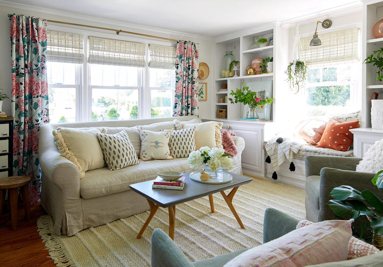 An 1,100-Square-Foot Cape Cod Home That Proves You Don't Have to Sacrifice Style in a Small Space