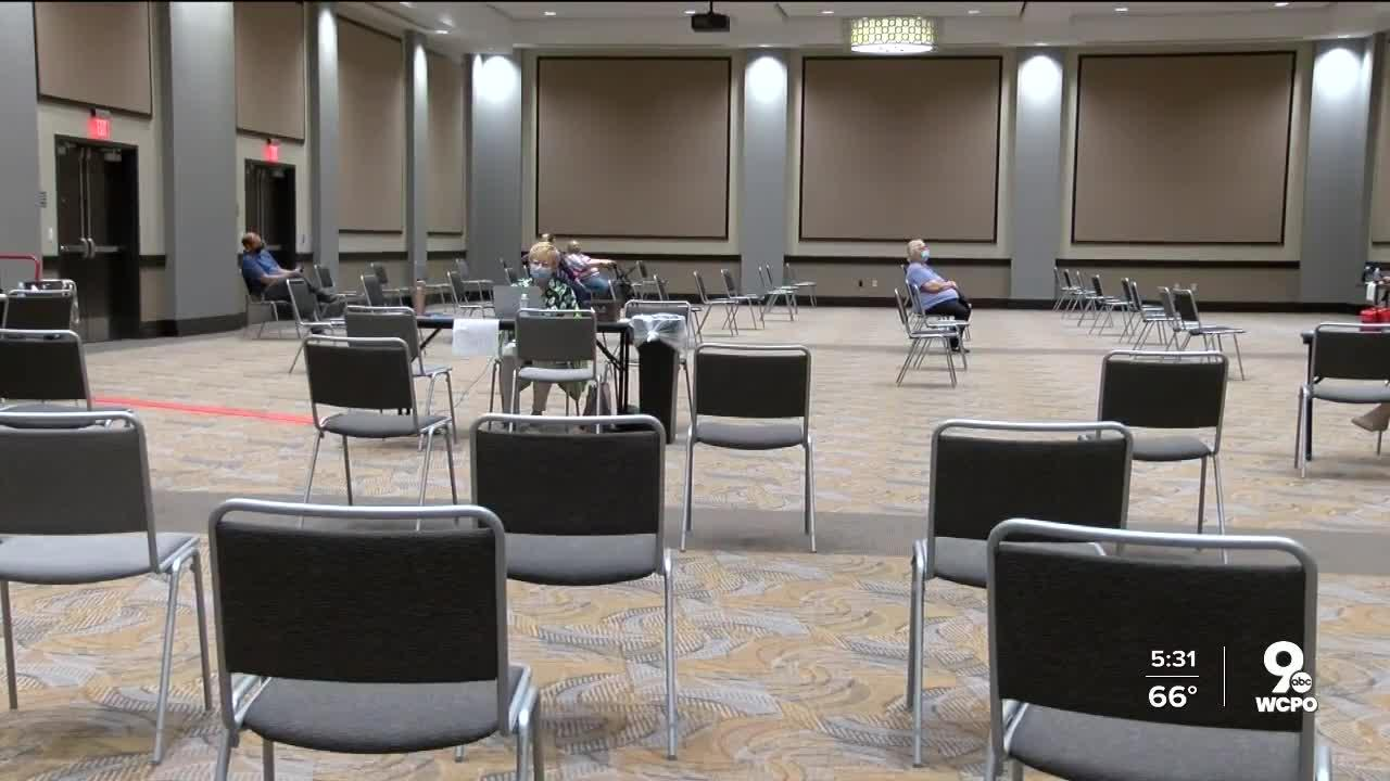 Dearborn County concerned about dwindling vaccination demand