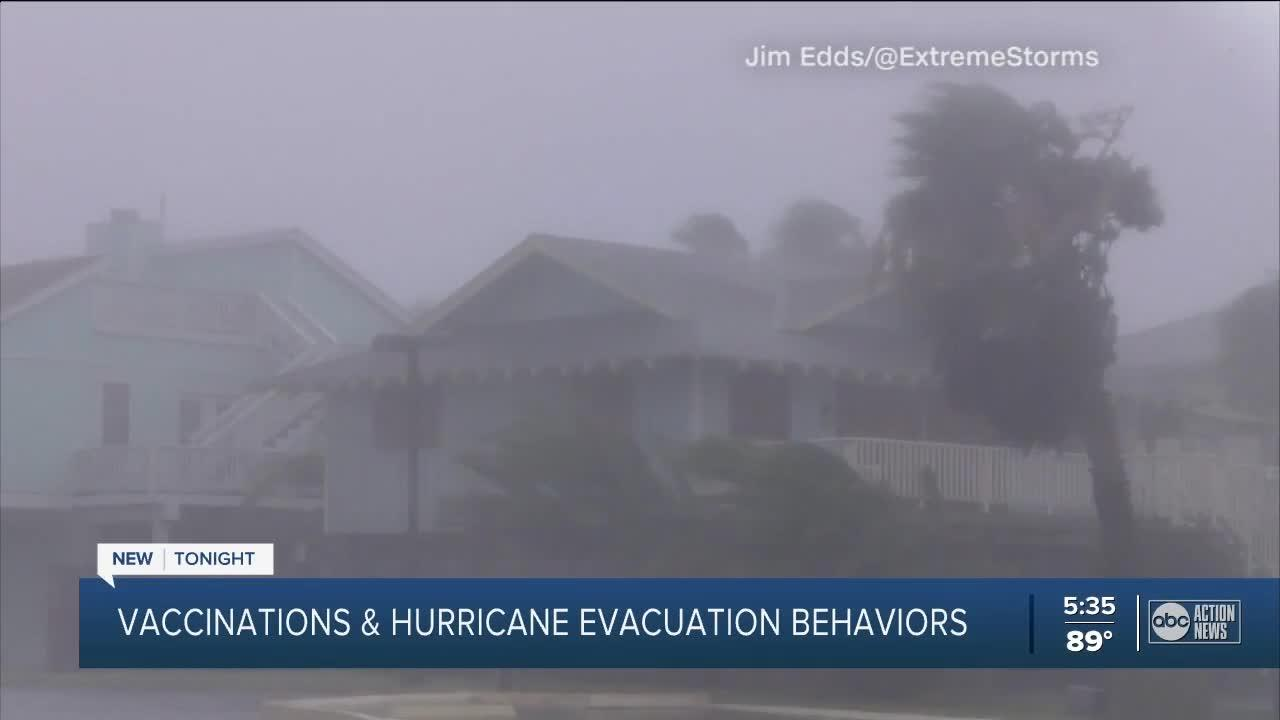 Researchers conduct survey on COVID and hurricane season
