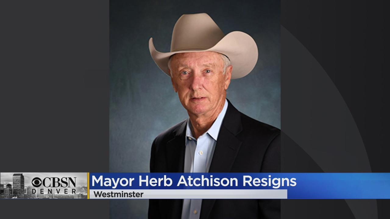 Westminster Mayor Herb Atchison Has Resigned Following The Advice Of His Doctor
