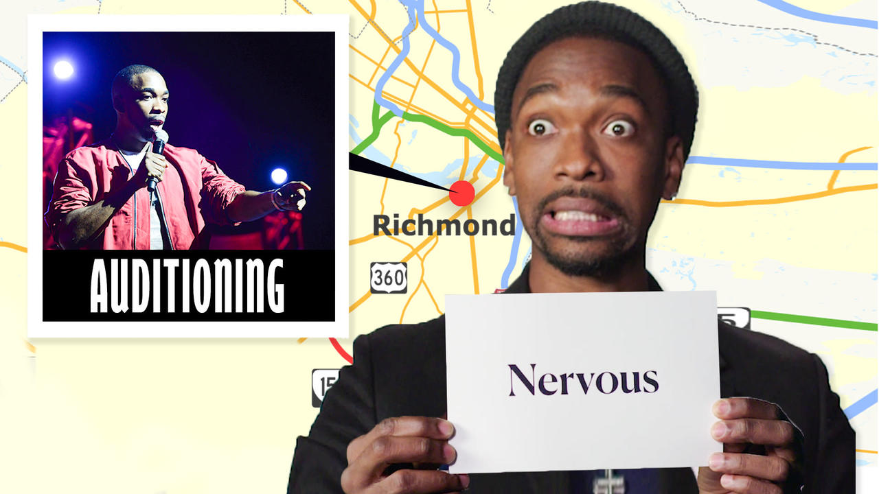 Jay Pharoah Maps The Most Emotional Moments Of His Life