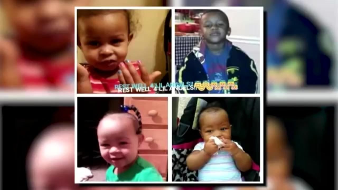 Mother charged with killing her 4 young children in 2016 still awaiting trial