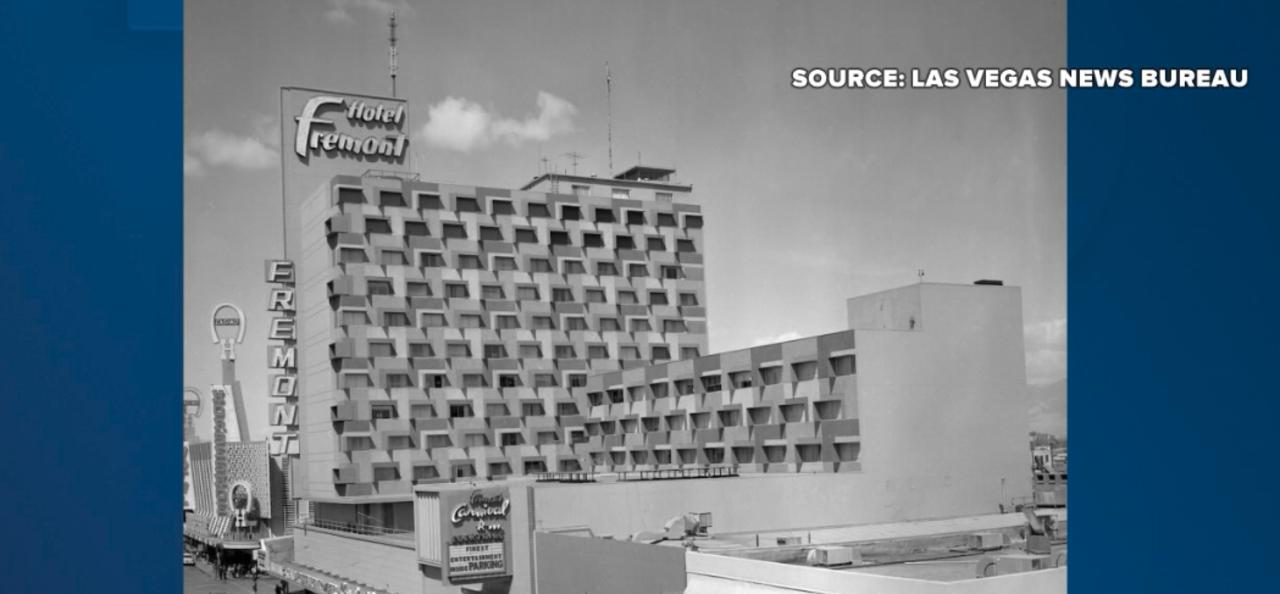 Looking back at the early days of KTNV 65 years later