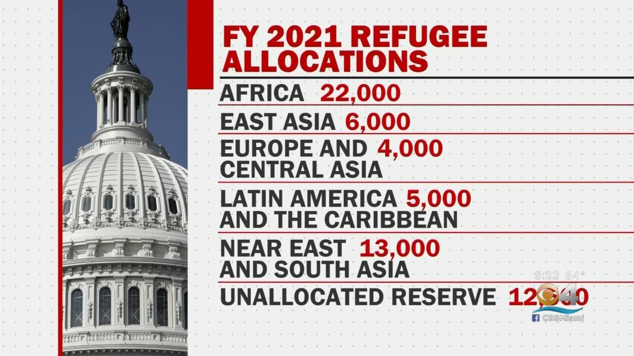 President Biden Announces He's Raising Refugee Cap