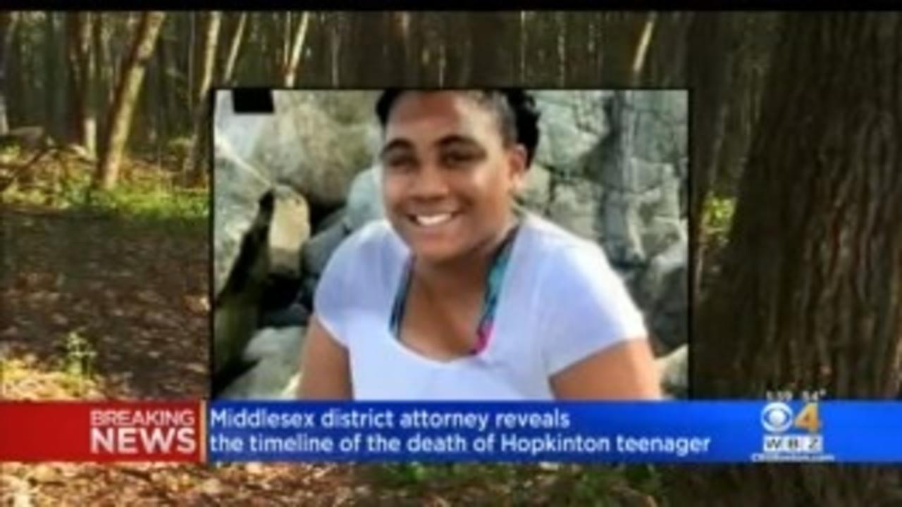 Middlesex DA Releases Timeline In Death Of Mikayla Miller