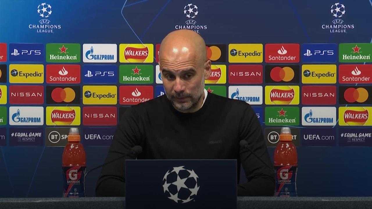 Pep Guardiola salutes 'incredible' players after reaching Champions League final