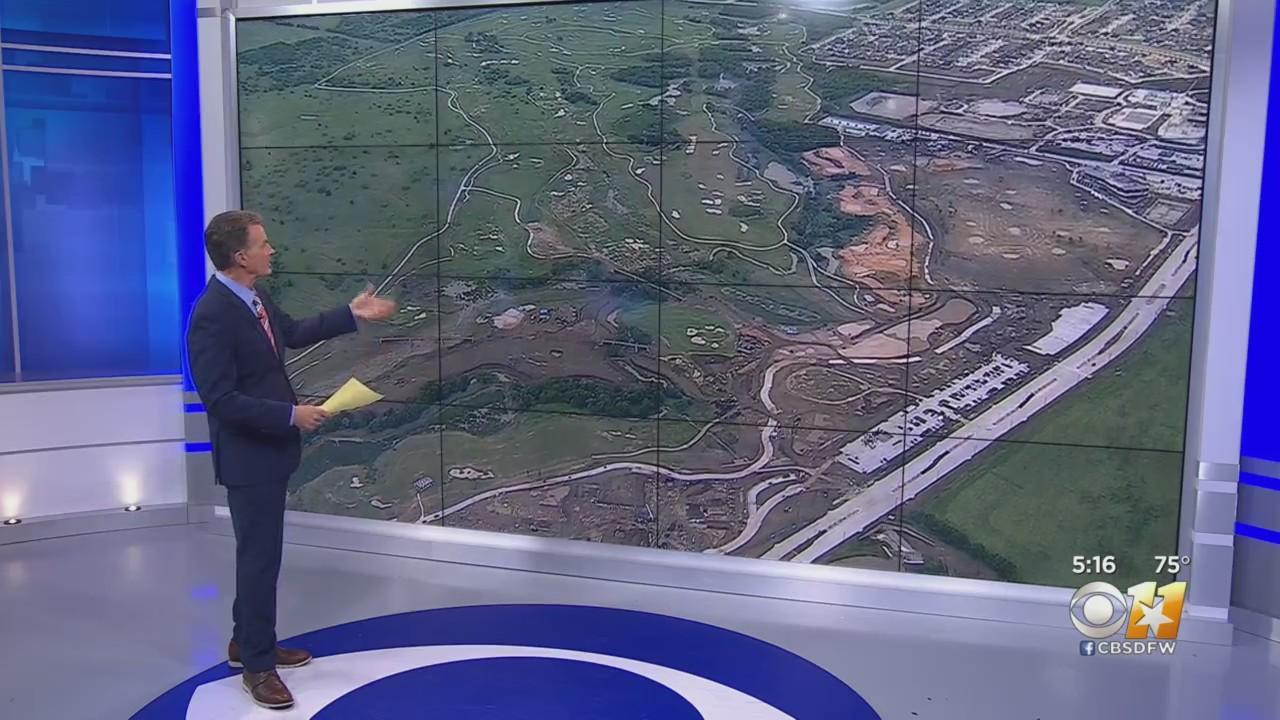 Construction On New PGA Resort In Frisco About To Take Off