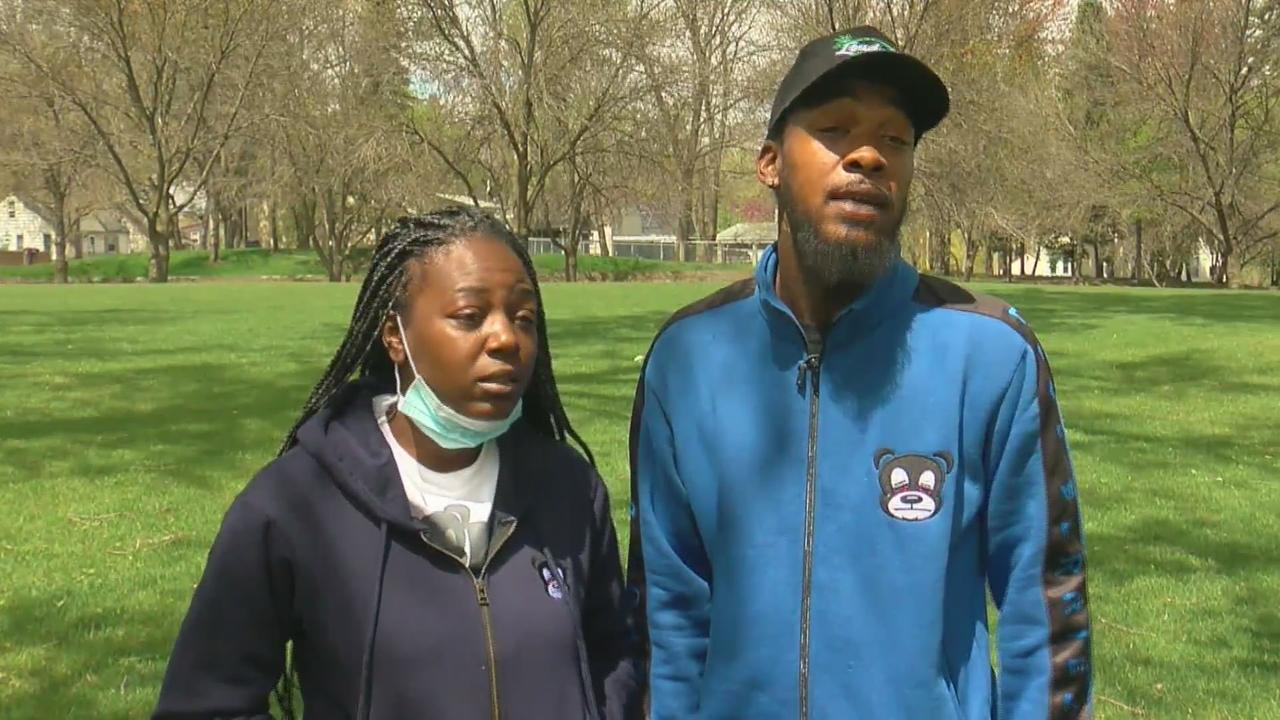 'He Didn't Deserve This': Ladavionne Garrett Jr.'s Parents Say He's Fighting Hard To Recover From Shooting