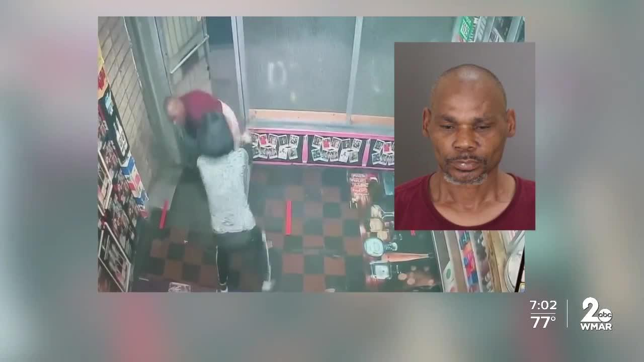 Sisters beaten with cinder block while closing West Baltimore liquor store