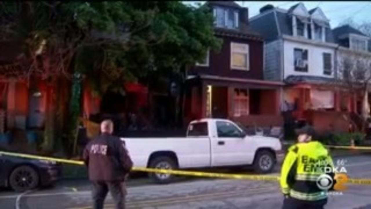 Four People Escape House Fire In Wilkinsburg