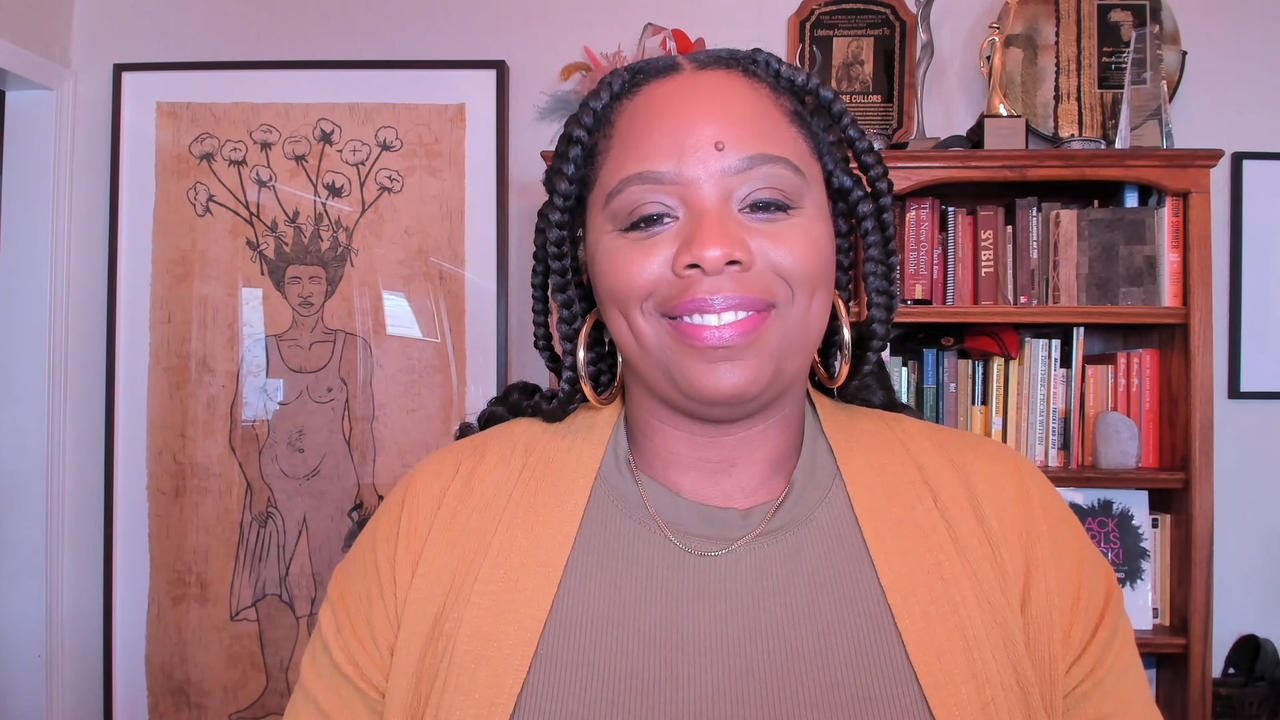 Patrisse Cullors | The 2021 MAKERS Conference