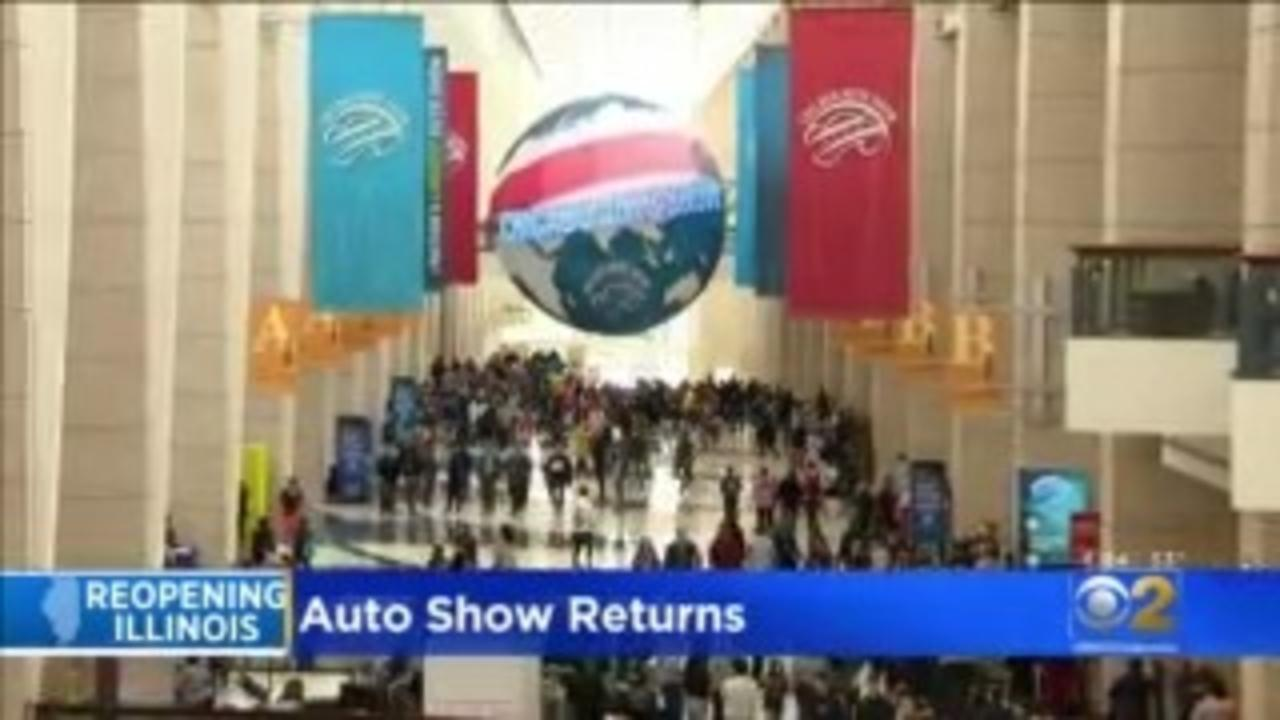 Start Your Engines: Auto Show Returns In July