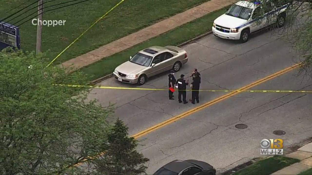 Crossing Guard Struck, Injured Outside Cromwell Valley Elementary In Towson