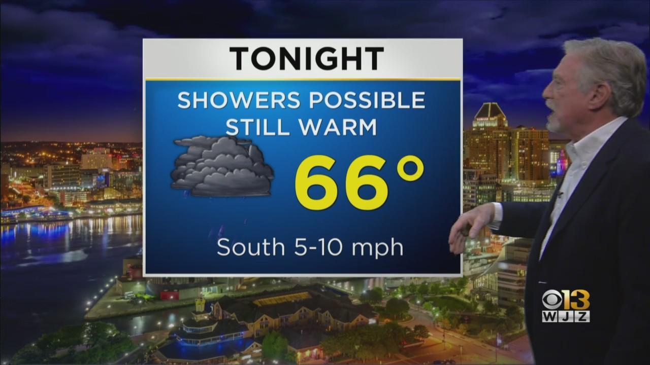 Bob Turk Has Your Tuesday Night Forecast