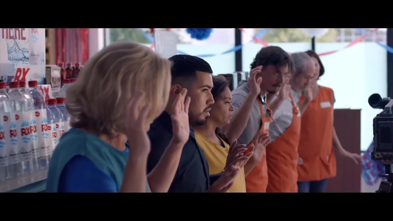 ROGUE HOSTAGE Movie (2021) - Tyrese Gibson, Holly Taylor, John Malkovich, Michael Jai White