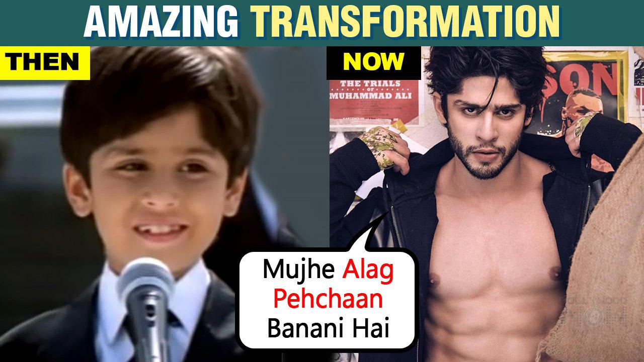 Shahrukh Khan Kajol's On Screen Son Zibran Khan SHOCKING Then & Now Transformation