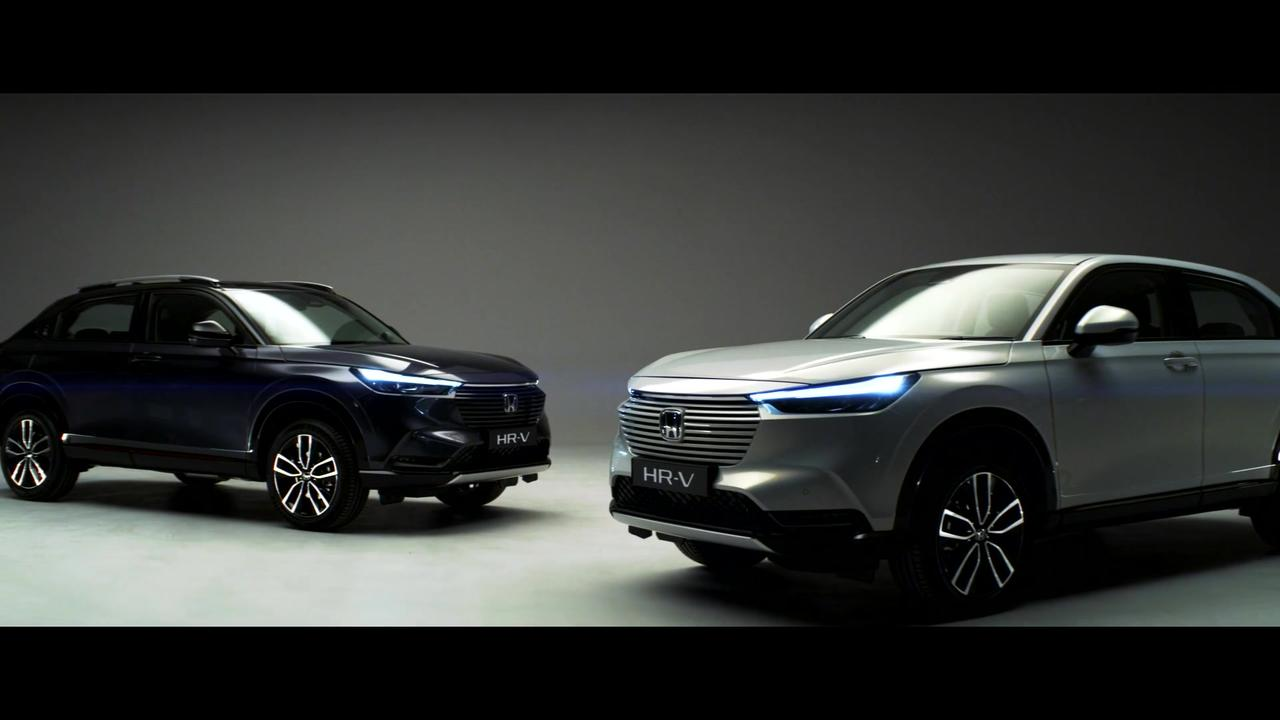All-new Honda HR-V e:HEV - Design concept