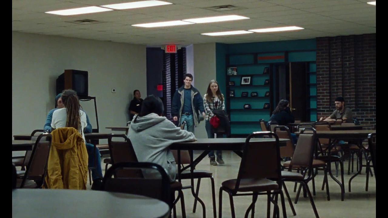 Holler Movie (2021) - Jessica Barden, Pamela Adlon, Austin Amelio