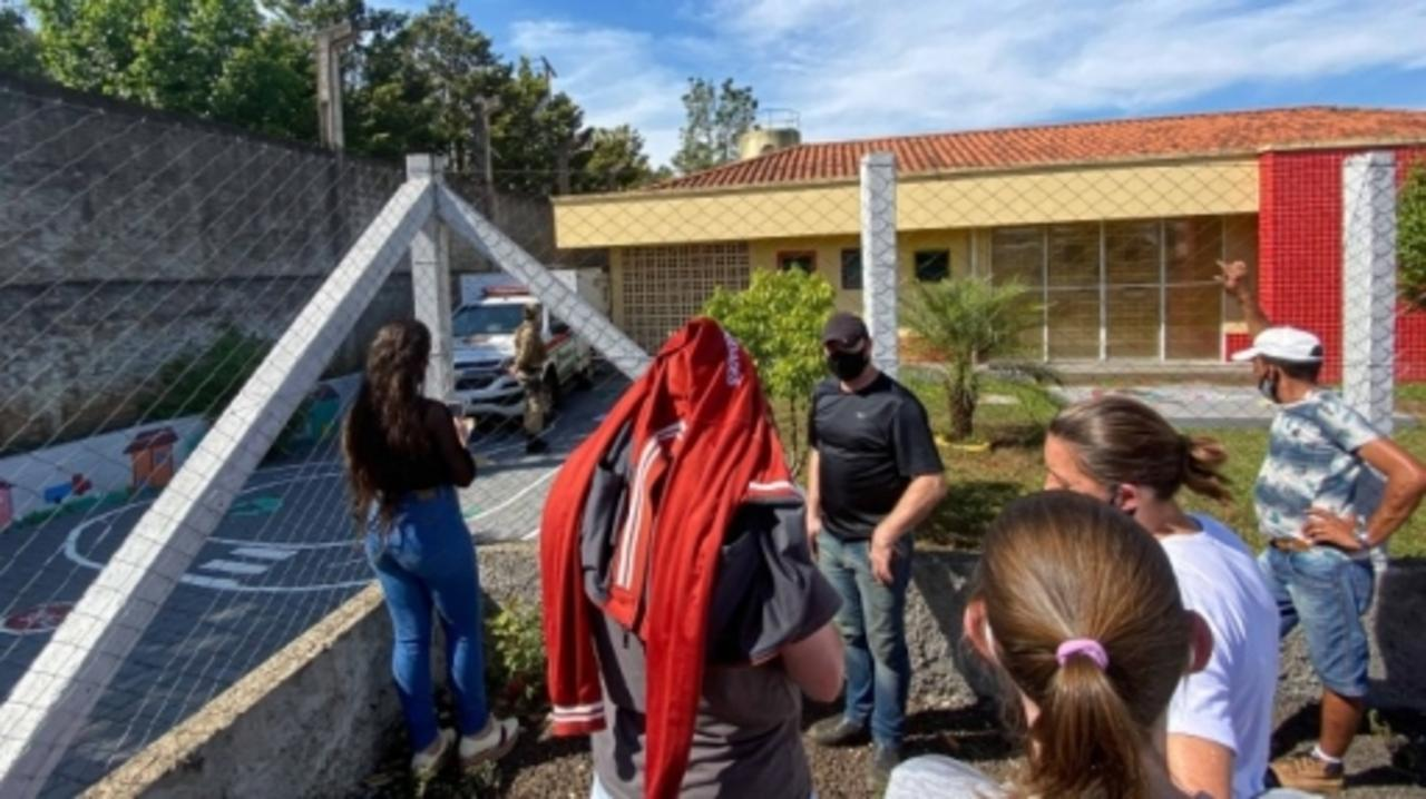Five killed in attack at Brazilian nursery