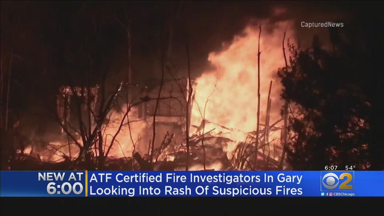 ATF Joins Investigation Into Rash Of Suspicious Fires In Gary