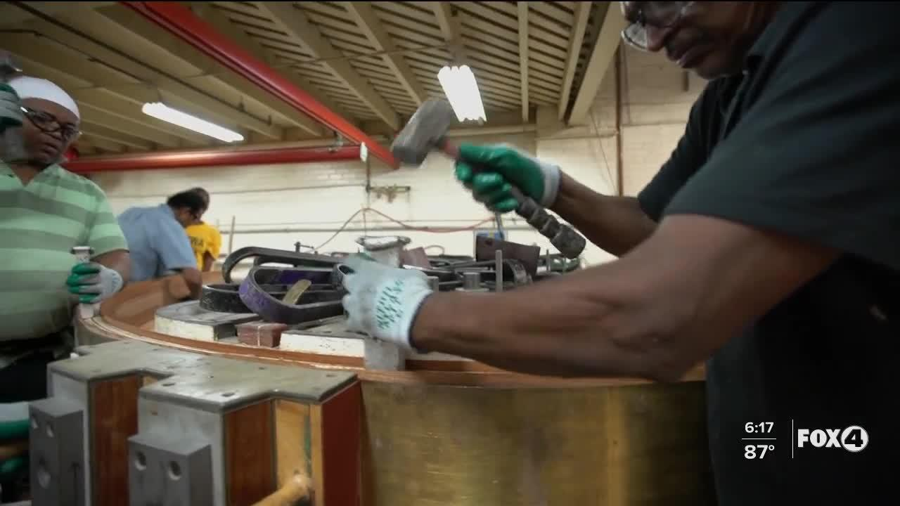 Manufacturing struggling to keep up with demand, needs workers