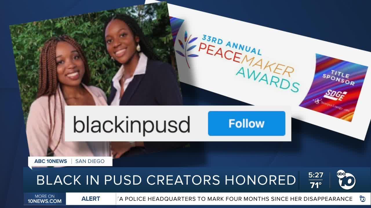 Black in PUSD creators honored