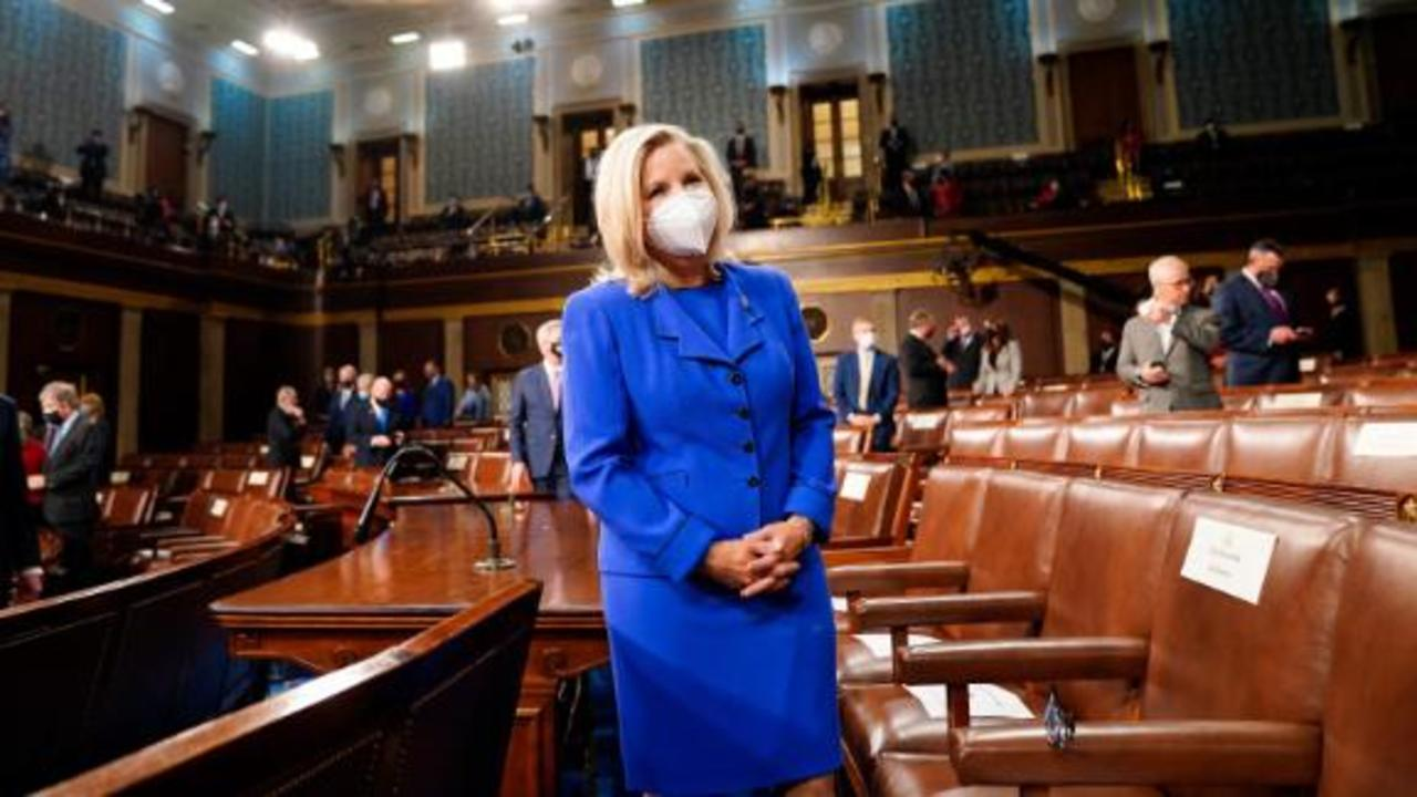 Rep. Cheney gearing up for biggest political fight of her career